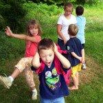 Kreative und spaßige Kindergeburtstag Spiele